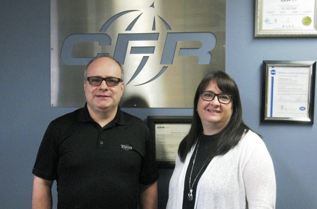 Groupe CFR Dorchester de Sainte-Claire poursuit son développement